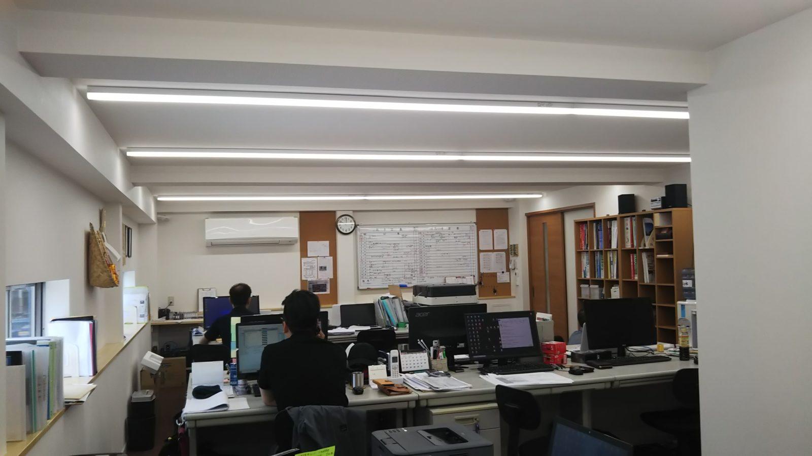 営業所 2F オフィス