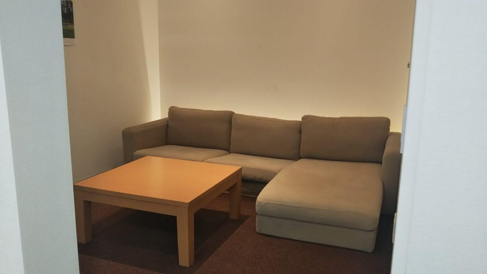 営業所 休憩室