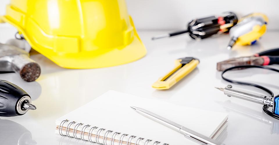 工具と筆記用具