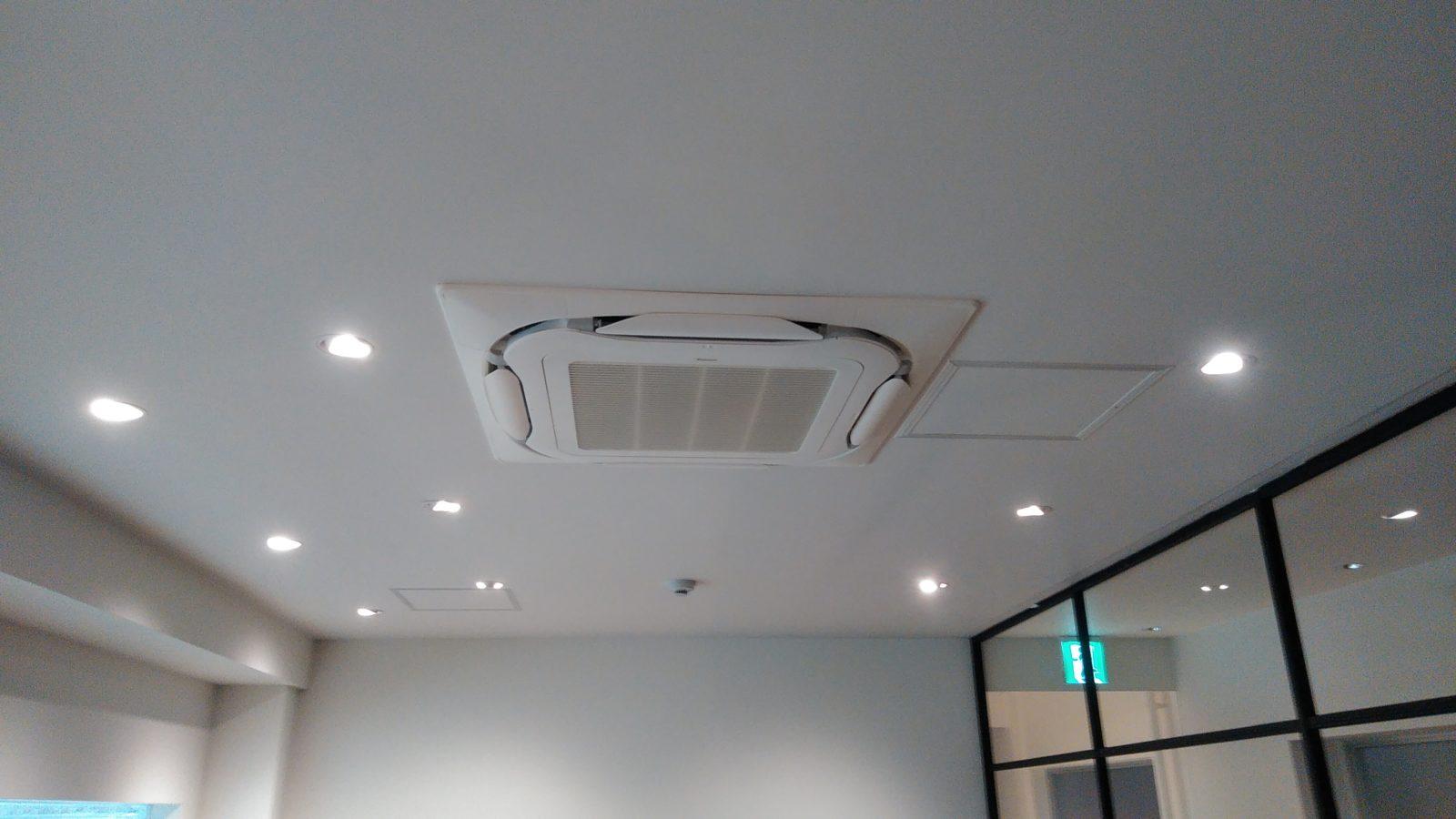 会議室天井
