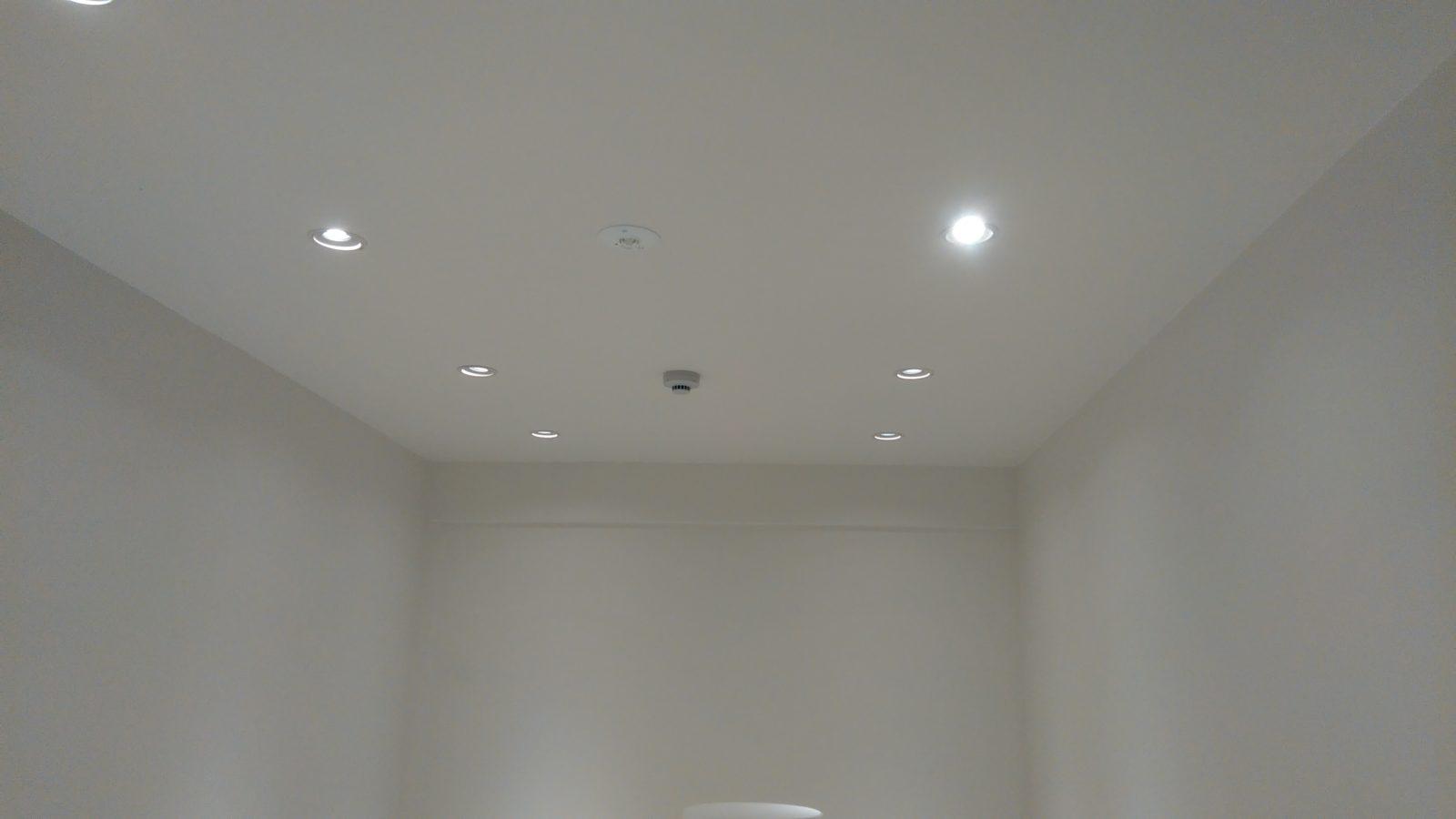 小部屋天井2