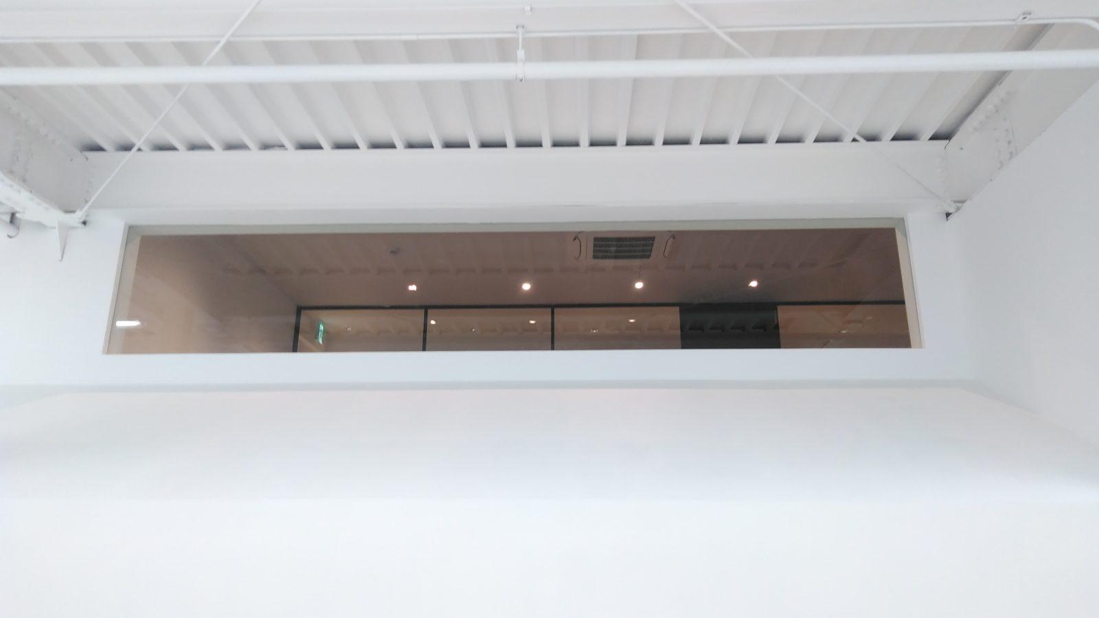 作業場から会議室