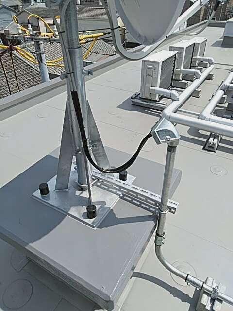 共聴設備配管配線